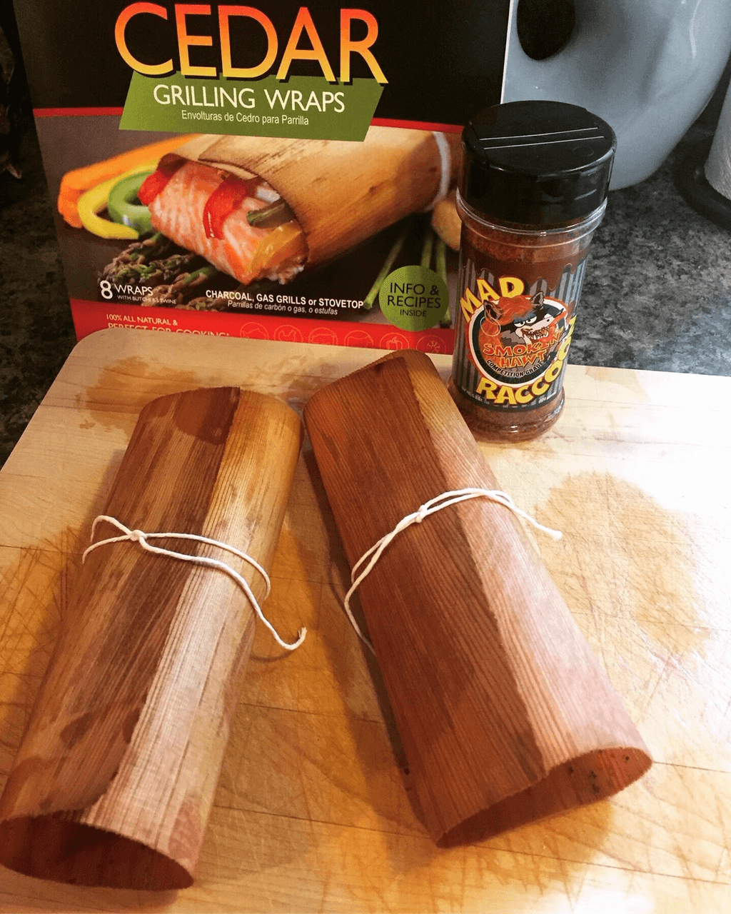 Grilling Wraps 5